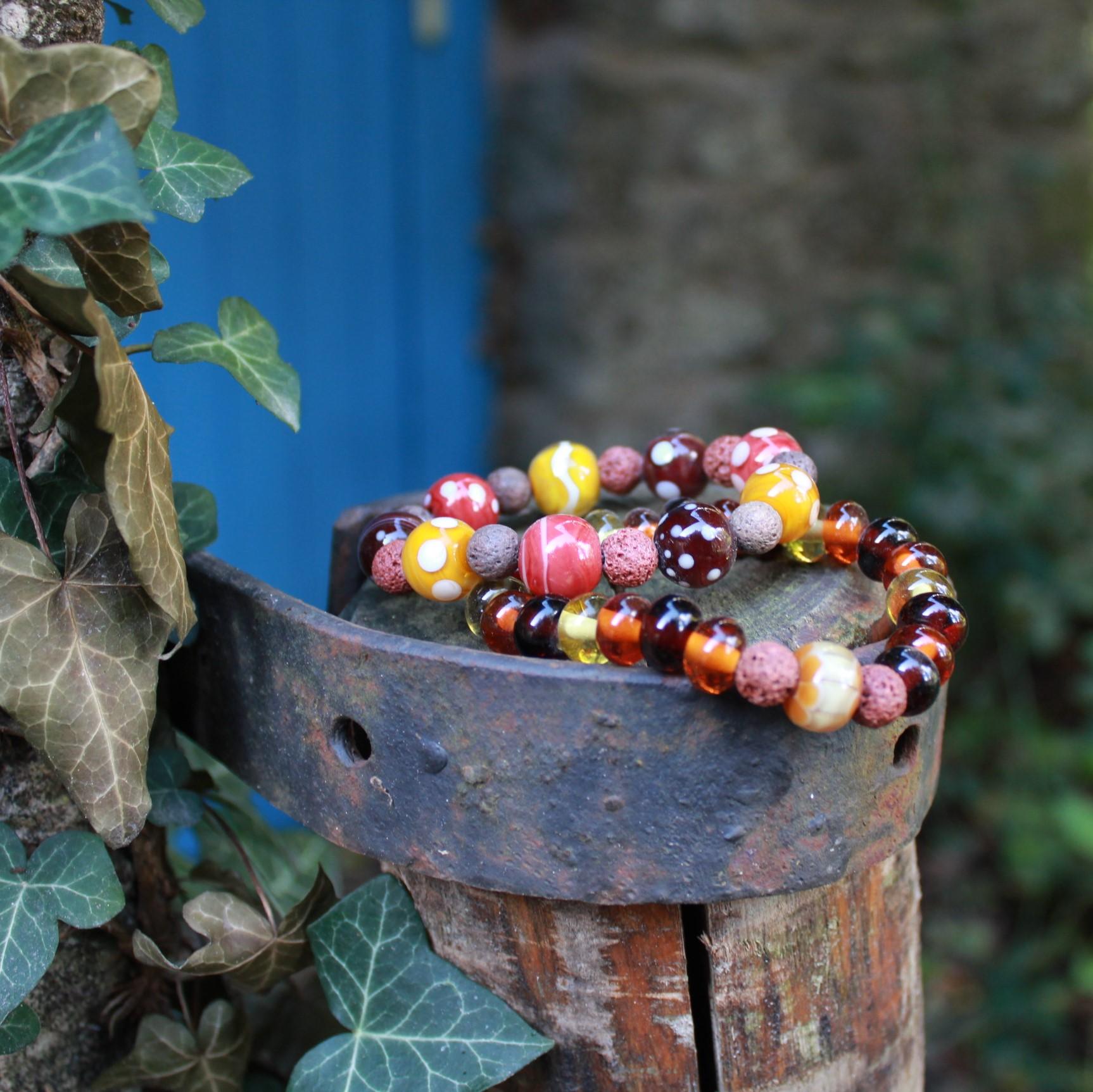 Bracelets d'automne